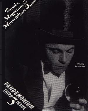 Pandemonium - Third 3 Issue - Freaks,: Stevenson, Jack (Publisher