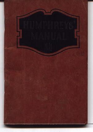 Humphreys Manual: Humphreys, Frederick