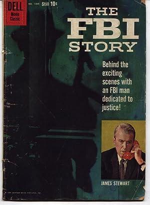 The FBI F.B.I. Story: Comic Book - Dell Movie Classic (Alex Toth)