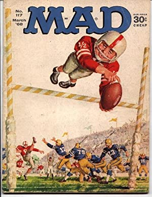 Mad Magazine - Number # 117 -: Gaines, William M.