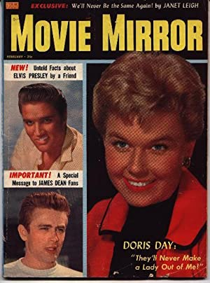 Movie Mirror - Volume 1 One I Number 5 Five V - February 1957