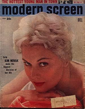 Modern Screen - Volume 50 Number 7 - July 1956