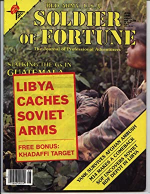 Soldier Of Fortune - June 1986 - Volume 11 Number 6