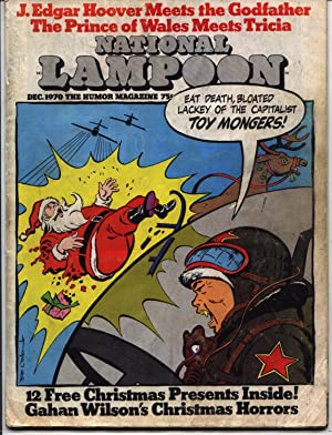 National Lampoon - December 1970 - Volume 1 Number 9