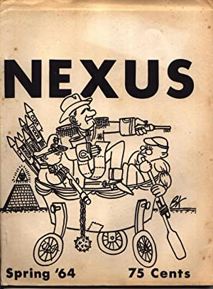 Nexus - The San Francisco Literary Magazine - Volume 1 One I Number # 5 Five V - Spring 1964