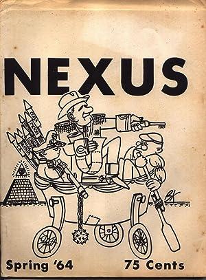 Nexus - The San Francisco Literary Magazine: Kulek, Jerome (editor)