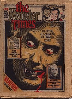 Monster Times - Volume 1 One Number Forty-Six 46 - March 1976