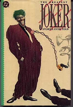 The Greatest Joker Stories Ever Told: Gold, Mike -