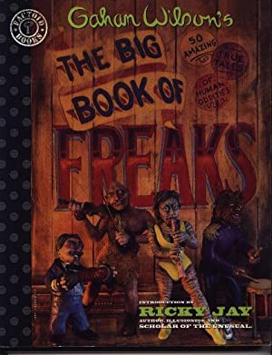 Gahan Wilson's The Big Book Of Freaks