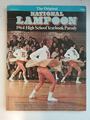 National Lampoon 1964 High School Yearbook Parody