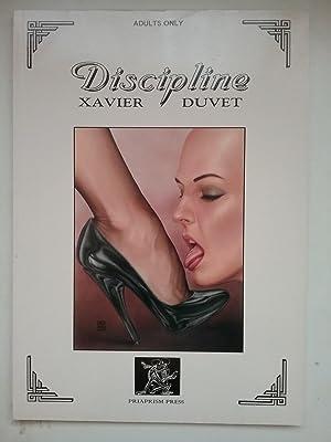 Discipline - Part 1 One: Duvet, Xavier (Comics