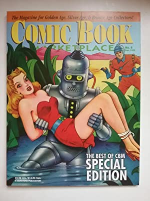 Comic Book Marketplace - The Best Of CBM - Special Edition Number No. 2 Two II - Summer 1999