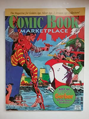 Comic Book Marketplace - The Best Of CBM - Special Edition Number No. 4 Four IV - Summer 2000