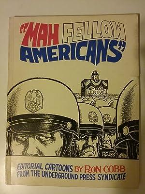 Mah Fellow Americans - Editorial Cartoons From: Cobb, Ron