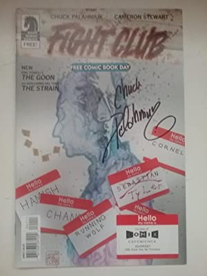 Fight Club - Free Comic Book Day Edition 2015