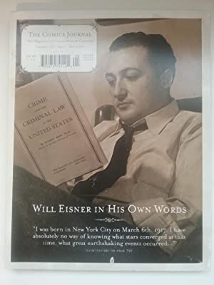 The Comics Journal - Number # 267 - April - May 2005 - Will Eisner In His Own Words