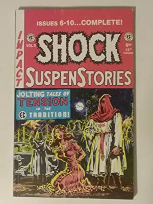Shock Suspenstories Annual - Number No. 2 Two II