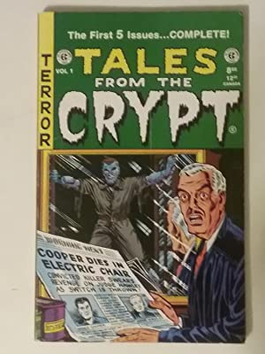 Tales From The Crypt Annual - Number No. 1 One