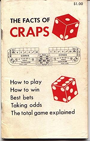The Facts Of Craps: Nolan, Walter I.