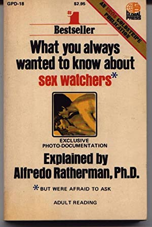 What You Always Wanted To Know About: Ratherman Ph.D., Alfredo