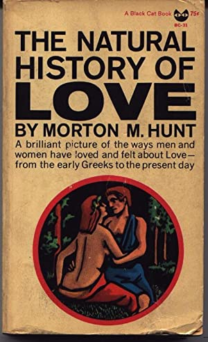 Natural History of Love: Hunt, Morton M.