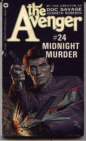 The Avenger #24 - Midnight Murder: Robeson, Kenneth