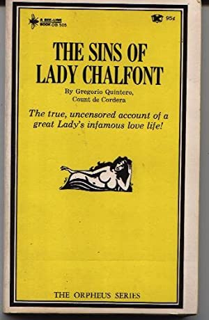 The Sins Of Lady Chalfont - The Orpheus Series