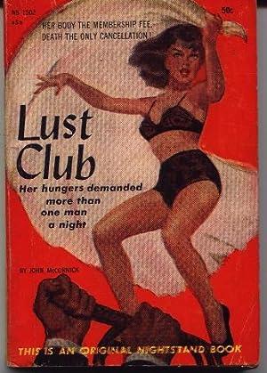 Lust Club: McCormick, John