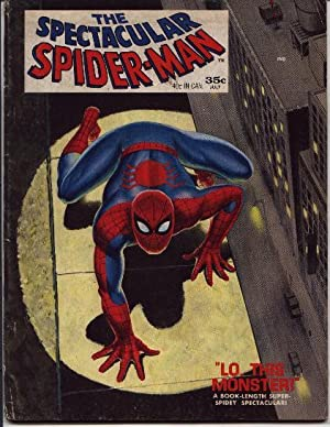 The Spectacular Spider-Man - Lo, This Monster: Lee, Stan