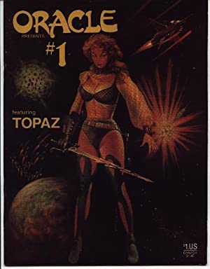 Oracle Presents #1 Featuring Topaz