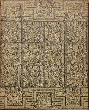 Reich der Inka. Textteil: Sprache und Kultur im altesten Peru. Bildteil: Keramik, Weberei und ...