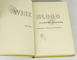 Wise Blood: Flannery O'Connor