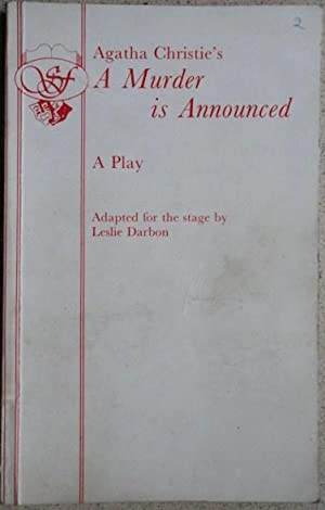 A Murder is Announced: Play (Acting Edition)