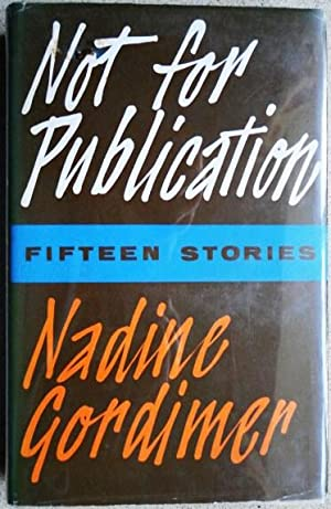 Not for Publication, Fifteen Stories