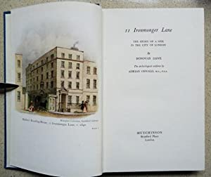 11 Ironmonger Lane, the Story of a Site in the City of London
