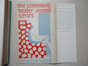 The Common Reader Second Series: Woolf, Virginia
