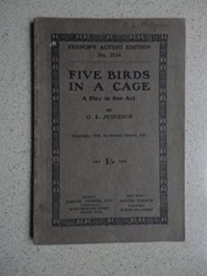 Five Birds in a Cage