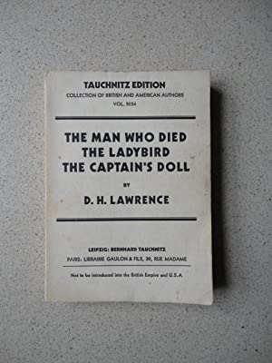 The Man Who Died; The Ladybird; The Captain's Doll