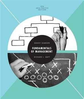 Fundamentals of Management: Asia Pacific Edition with: Samson, Daft