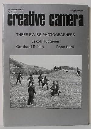 Creative Camera December 1977 Number 162; Three: Osman, Colin (editor);