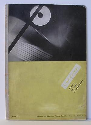 Fototek 1: L. Moholy-Nagy: 60 Fotos /: MOHOLY-NAGY, Laszlo (introduction