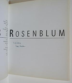 Walter Rosenblum: Photographer (SIGNED First Edition): ROSENBLUM, Walter (photographs); Essays by ...