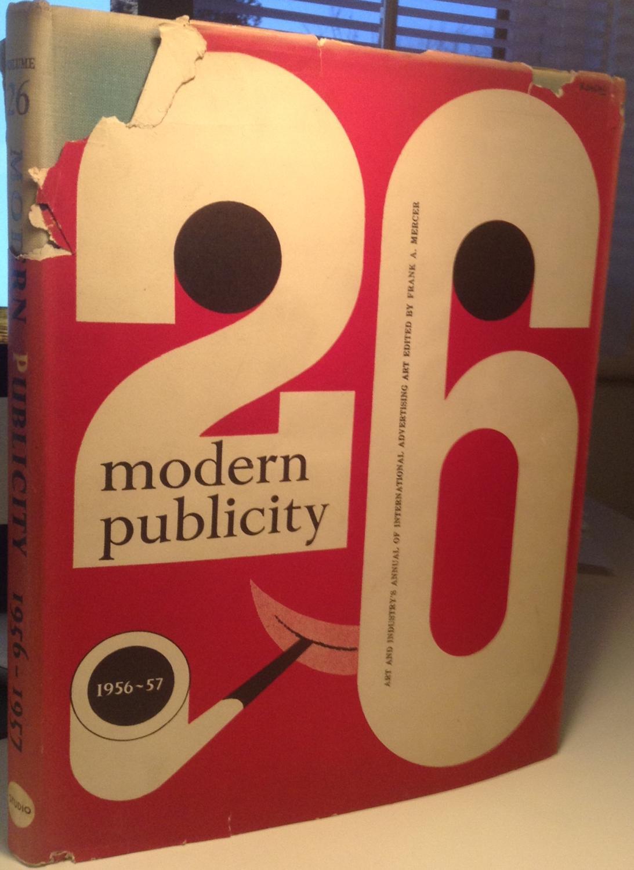 Modern Art Advertising, First Edition - AbeBooks