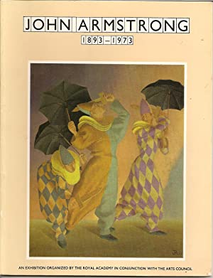 John Armstrong, 1893-1973: Mark Glazebrook (intro.)