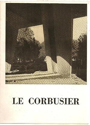 Le Corbusier: Jean Alazard