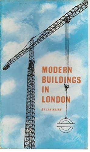Modern Buildings in London: Ian Nairn