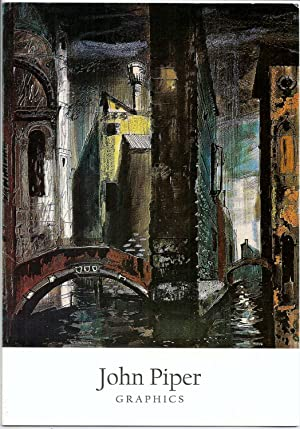 John Piper Graphics - Lithographs, Screenprints, Etchings and Aquatints: Piper, John