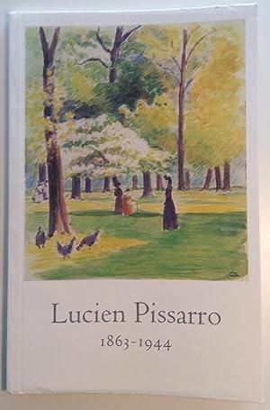 Lucien Pissarro 1863-1944: Bensusan-Butt, John