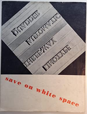 Save on White Space - Linotype Three-way: Linotype and Machinery