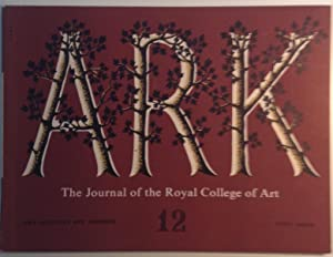 ARK Number 12: The Journal of the: Atkinson, Anthony (ed.)
